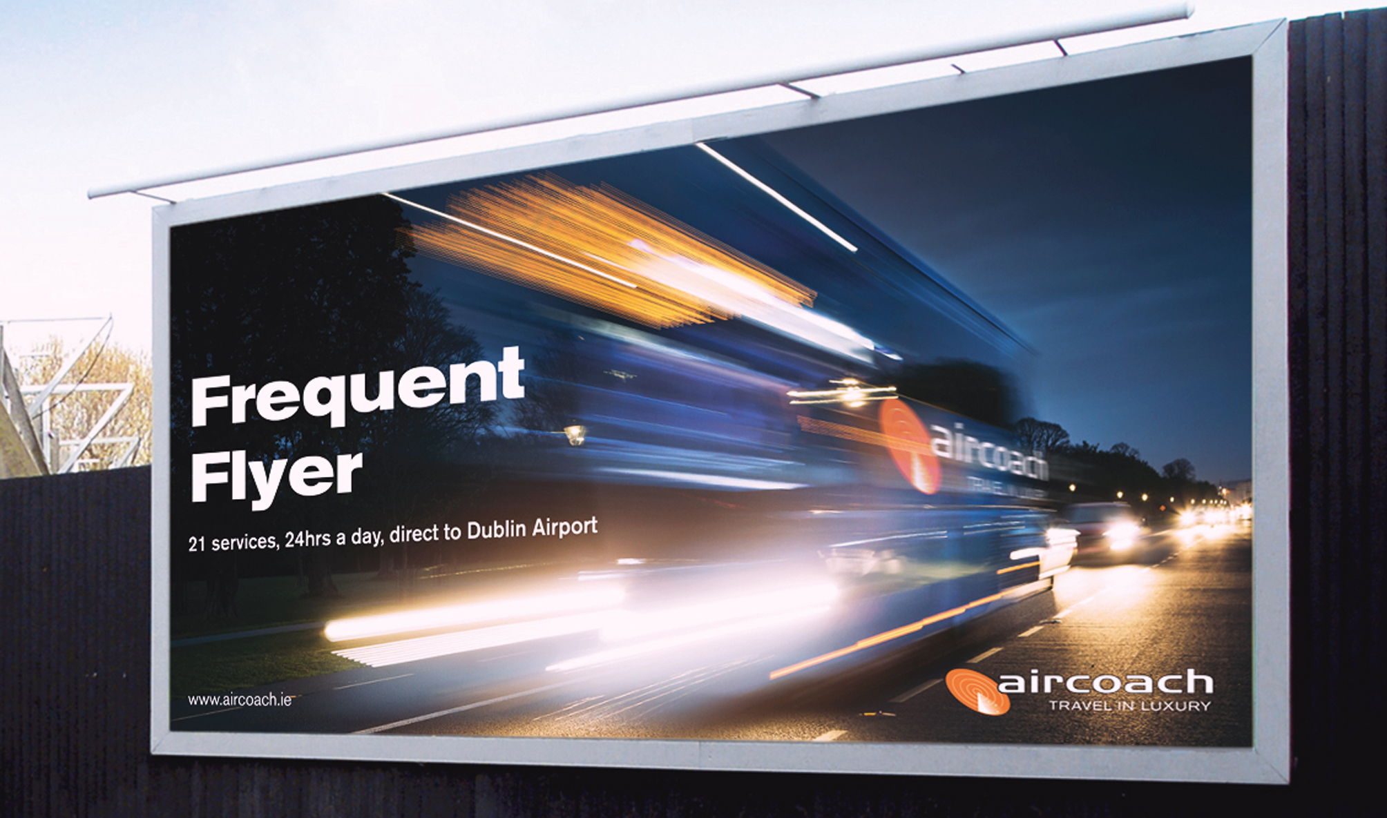 Bubble Digital - Aircoach Frequent Flyer
